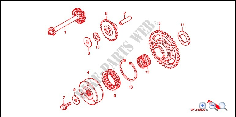 Problème bruit moteur CBR 1000 année 2009 - Page 2 Captur19