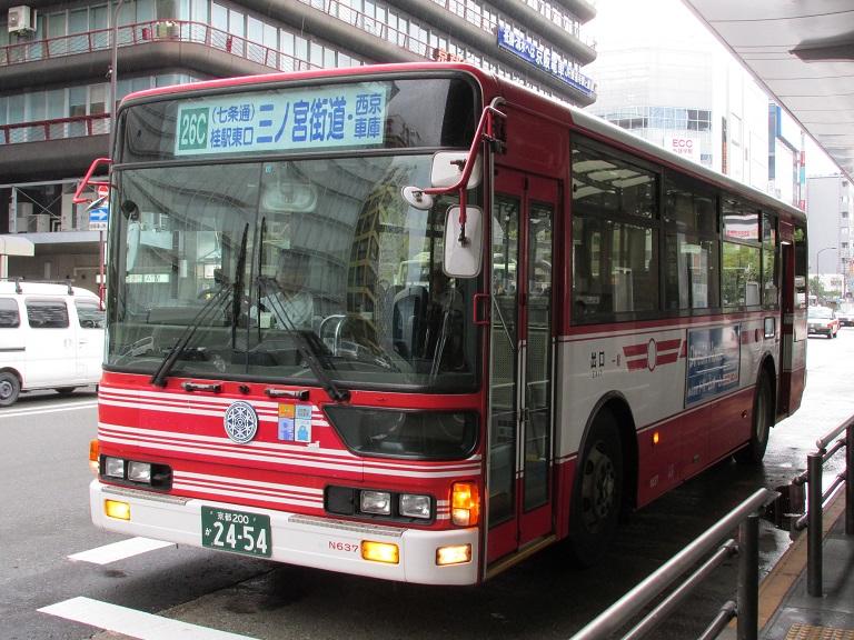 [2014年の夏][京都市] 京阪京都交通 Img_0455