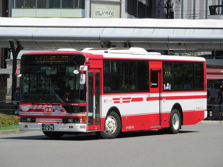 [2018年の夏][京都市] 京阪バス Img_0981