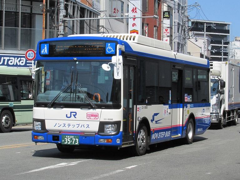 [2018年の夏][京都市] 西日本JRバス Img_1282