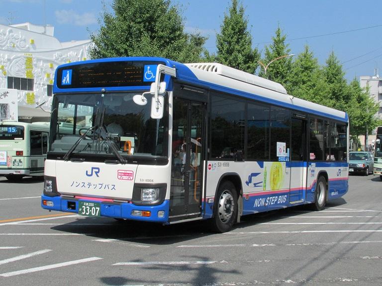 [2018年の夏][京都市] 西日本JRバス Img_1347
