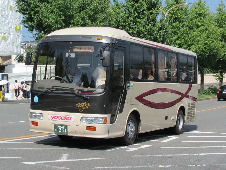 [2018年の夏][京都市] ヤサカ観光バス Img_1351