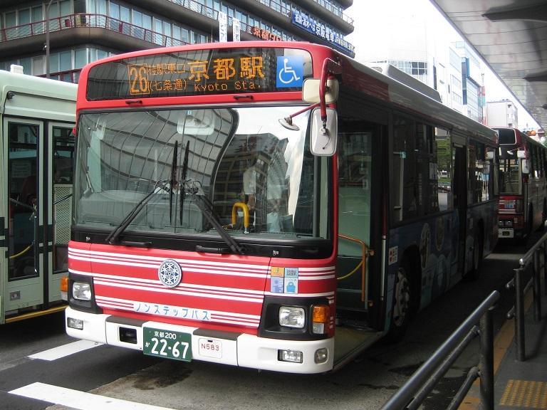 [2014年の夏][京都市] 京阪京都交通 Img_3557