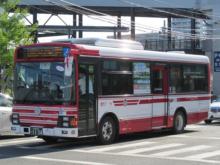 [2016年の夏][京都市/洛西] 京阪京都交通 Img_3559