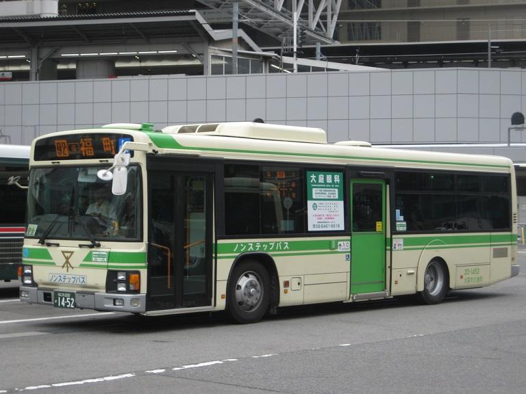 [2014年の夏][大阪市] 大阪市バス Img_3712