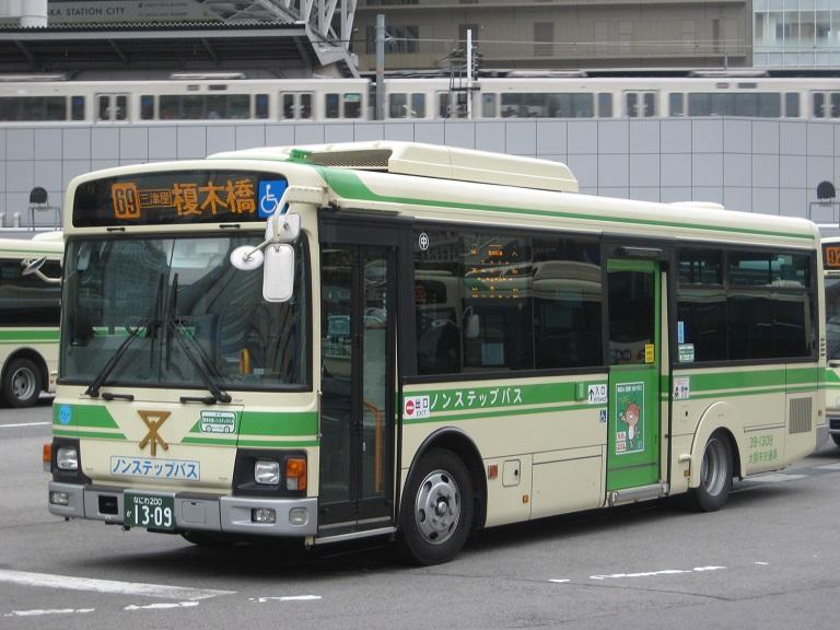 [2014年の夏][大阪市] 大阪市バス Img_3713