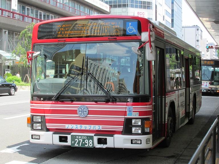 [2016年の夏][京都市/洛西] 京阪京都交通 Img_3718