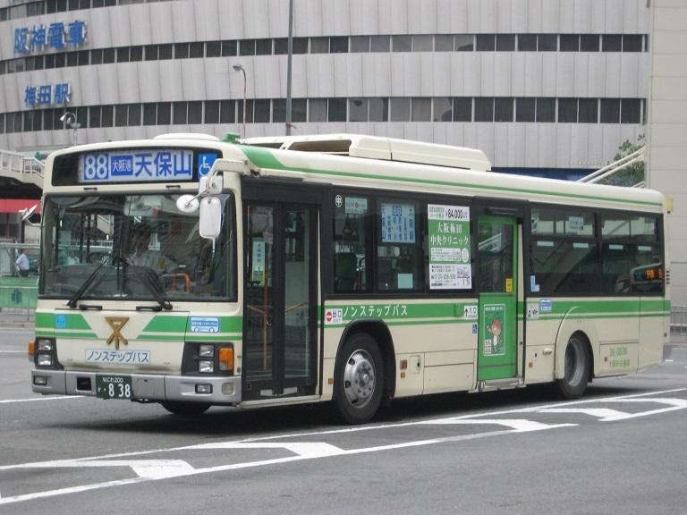 [2014年の夏][大阪市] 大阪市バス Img_3814