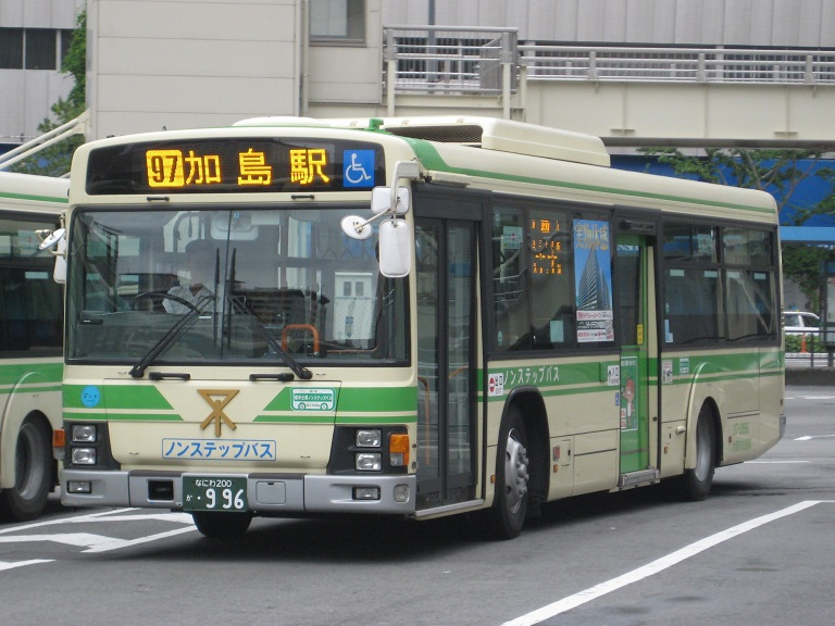 [2014年の夏][大阪市] 大阪市バス Img_3816