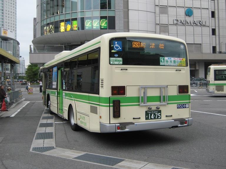 [2014年の夏][大阪市] 大阪市バス Img_3824