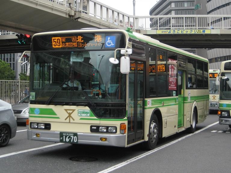 [2014年の夏][大阪市] 大阪市バス Img_3827