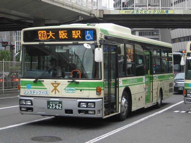 [2014年の夏][大阪市] 大阪市バス Img_3830