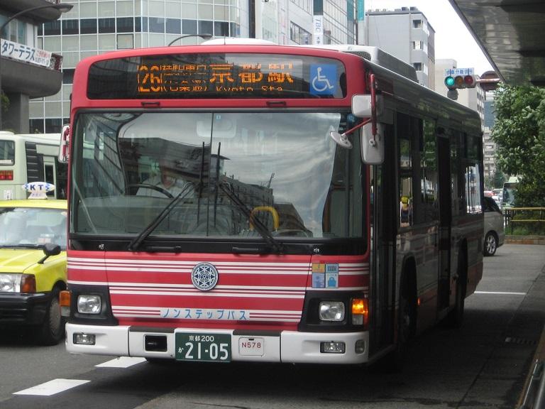 [2014年の夏][京都市] 京阪京都交通 Img_5815