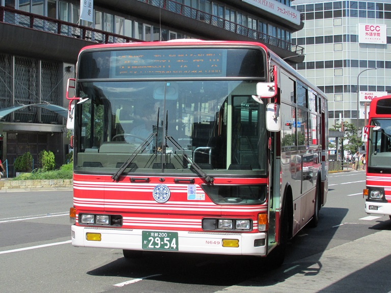 [2016年の夏][京都市/洛西] 京阪京都交通 Img_7412