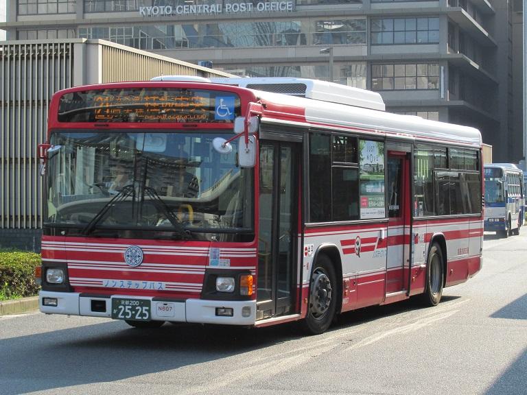 [2016年の夏][京都市/洛西] 京阪京都交通 Img_7611