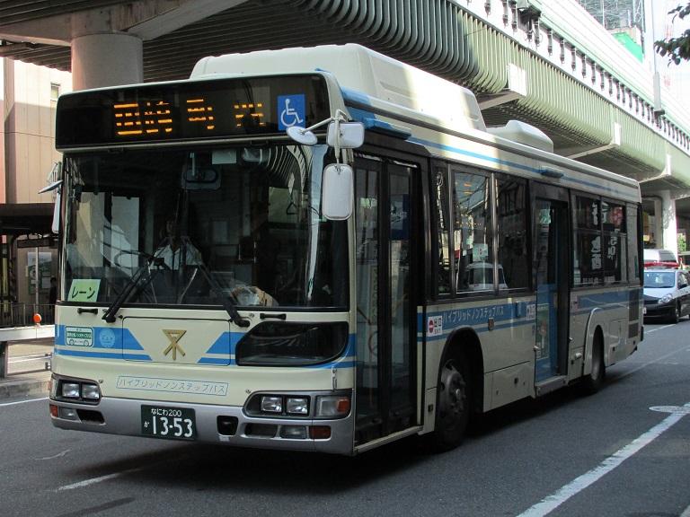 [2016年の夏][大阪市] 大阪市バス Img_8213