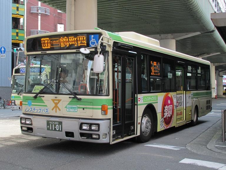 [2016年の夏][大阪市] 大阪市バス Img_8216