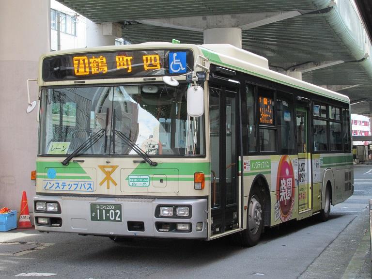 [2016年の夏][大阪市] 大阪市バス Img_8311