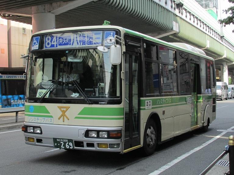 [2016年の夏][大阪市] 大阪市バス Img_8313