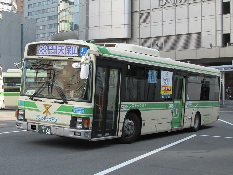 [2016年の夏][大阪市] 大阪市バス Img_8320
