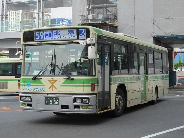 [2016年の夏][大阪市] 大阪市バス Img_8322
