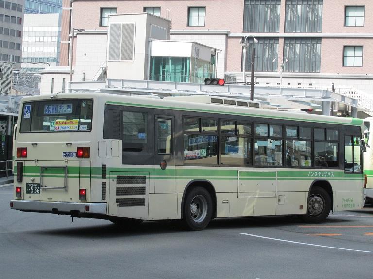[2016年の夏][大阪市] 大阪市バス Img_8324