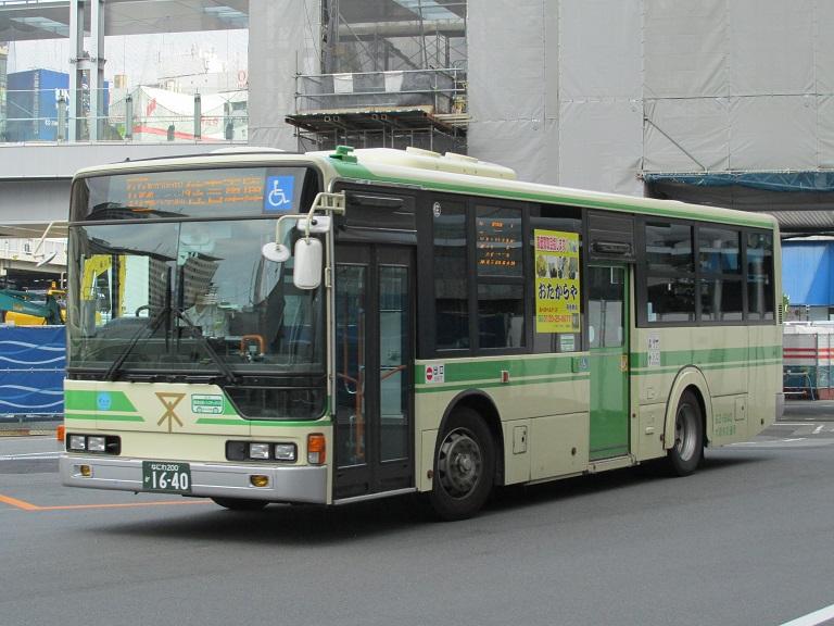 [2016年の夏][大阪市] 大阪市バス Img_8325