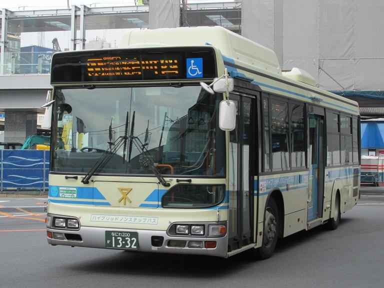 [2016年の夏][大阪市] 大阪市バス Img_8328