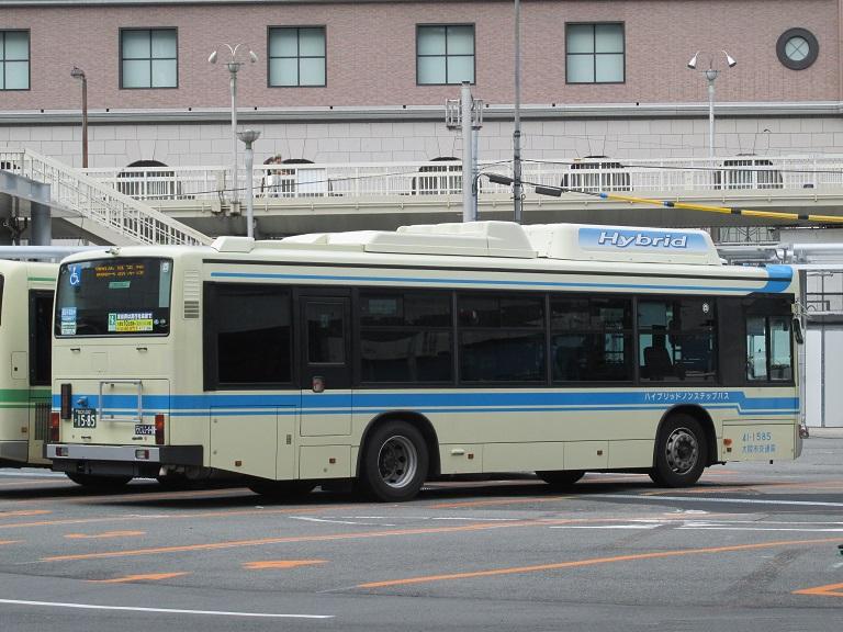 [2016年の夏][大阪市] 大阪市バス Img_8330