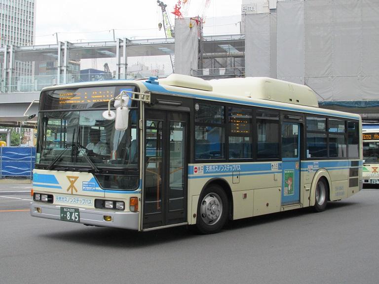 [2016年の夏][大阪市] 大阪市バス Img_8332
