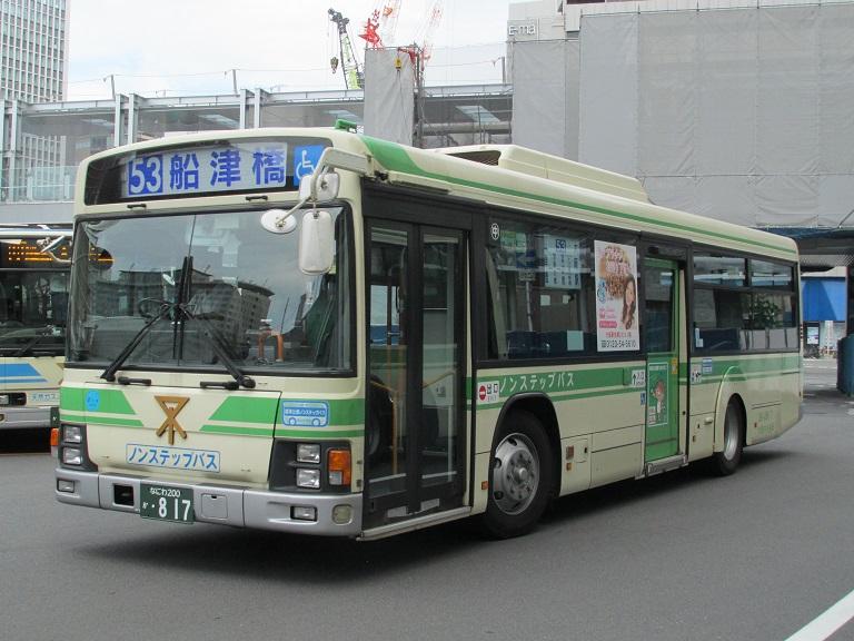 [2016年の夏][大阪市] 大阪市バス Img_8333
