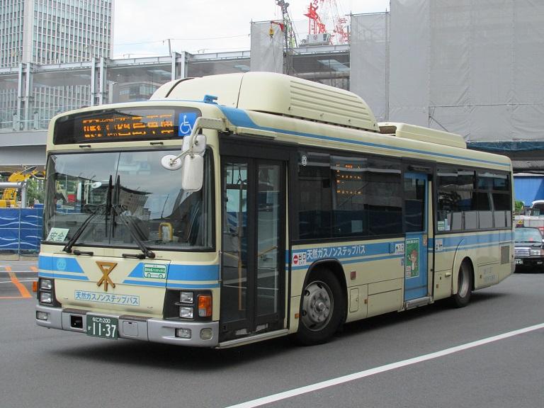 [2016年の夏][大阪市] 大阪市バス Img_8335