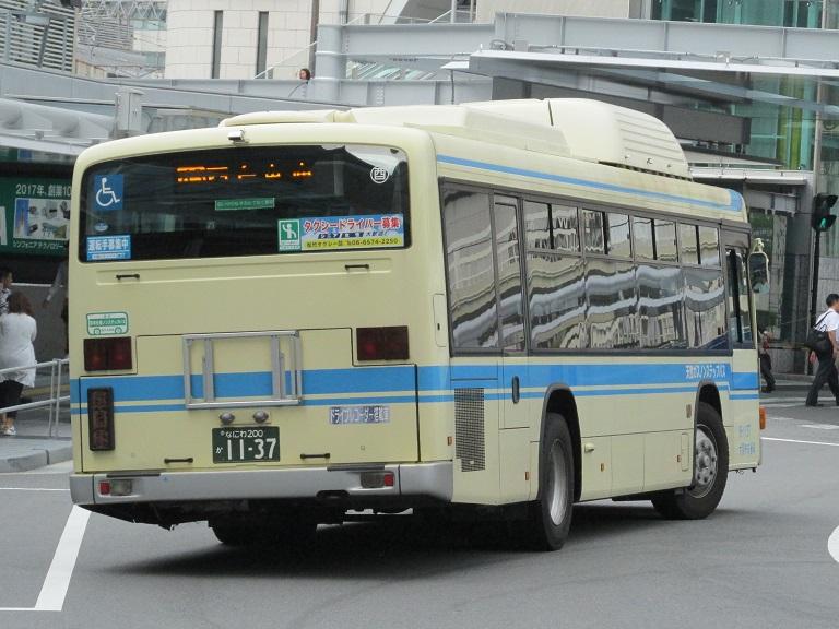 [2016年の夏][大阪市] 大阪市バス Img_8336