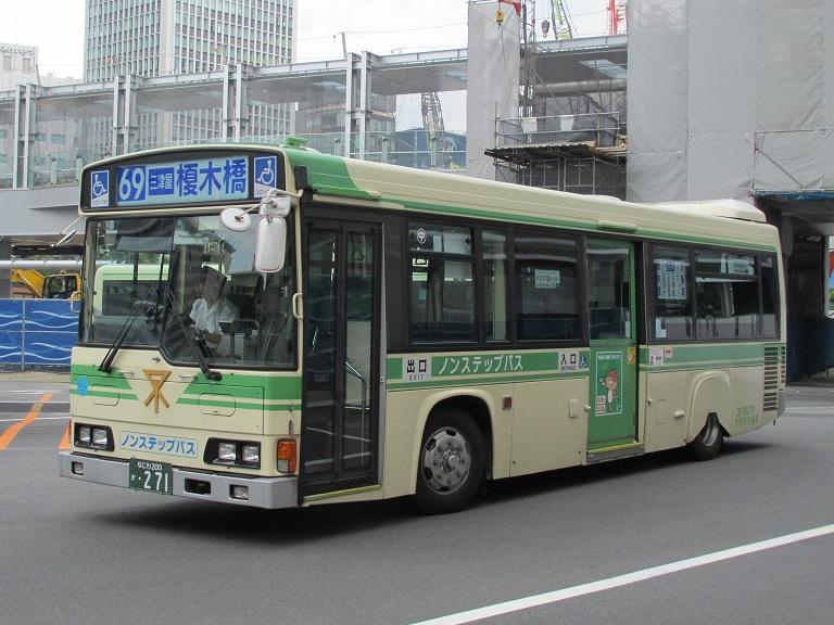 [2016年の夏][大阪市] 大阪市バス Img_8337