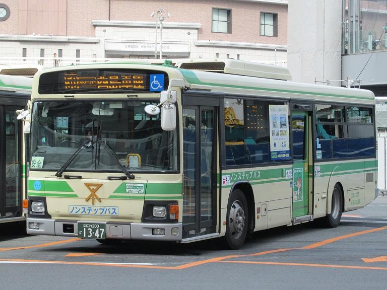 [2016年の夏][大阪市] 大阪市バス Img_8339