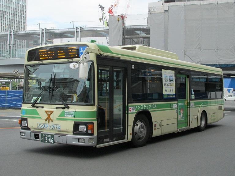 [2016年の夏][大阪市] 大阪市バス Img_8343