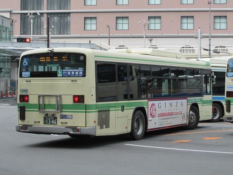 [2016年の夏][大阪市] 大阪市バス Img_8344