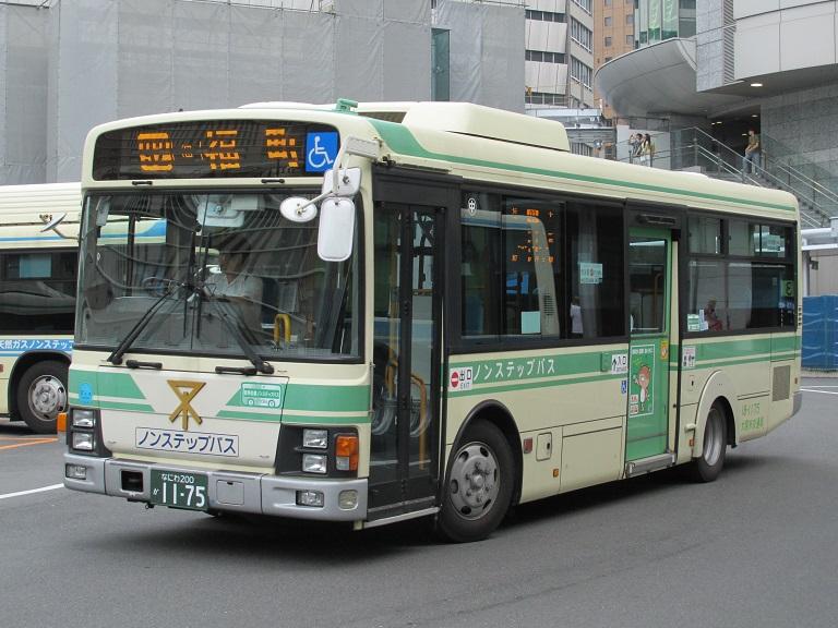 [2016年の夏][大阪市] 大阪市バス Img_8413