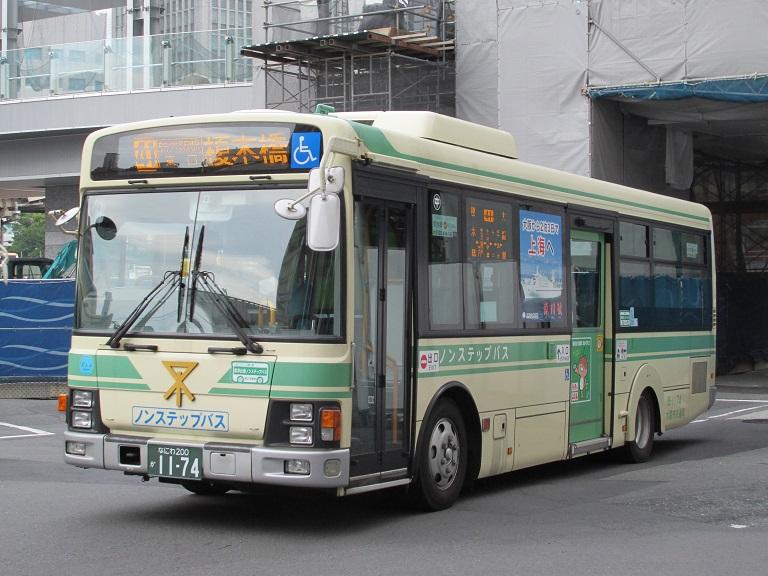 [2016年の夏][大阪市] 大阪市バス Img_8416