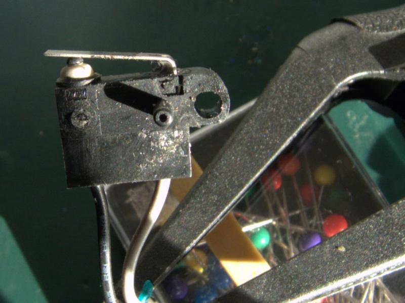 DTC - SPN 598 - FMI 2 - Clutch switch signal P1120910
