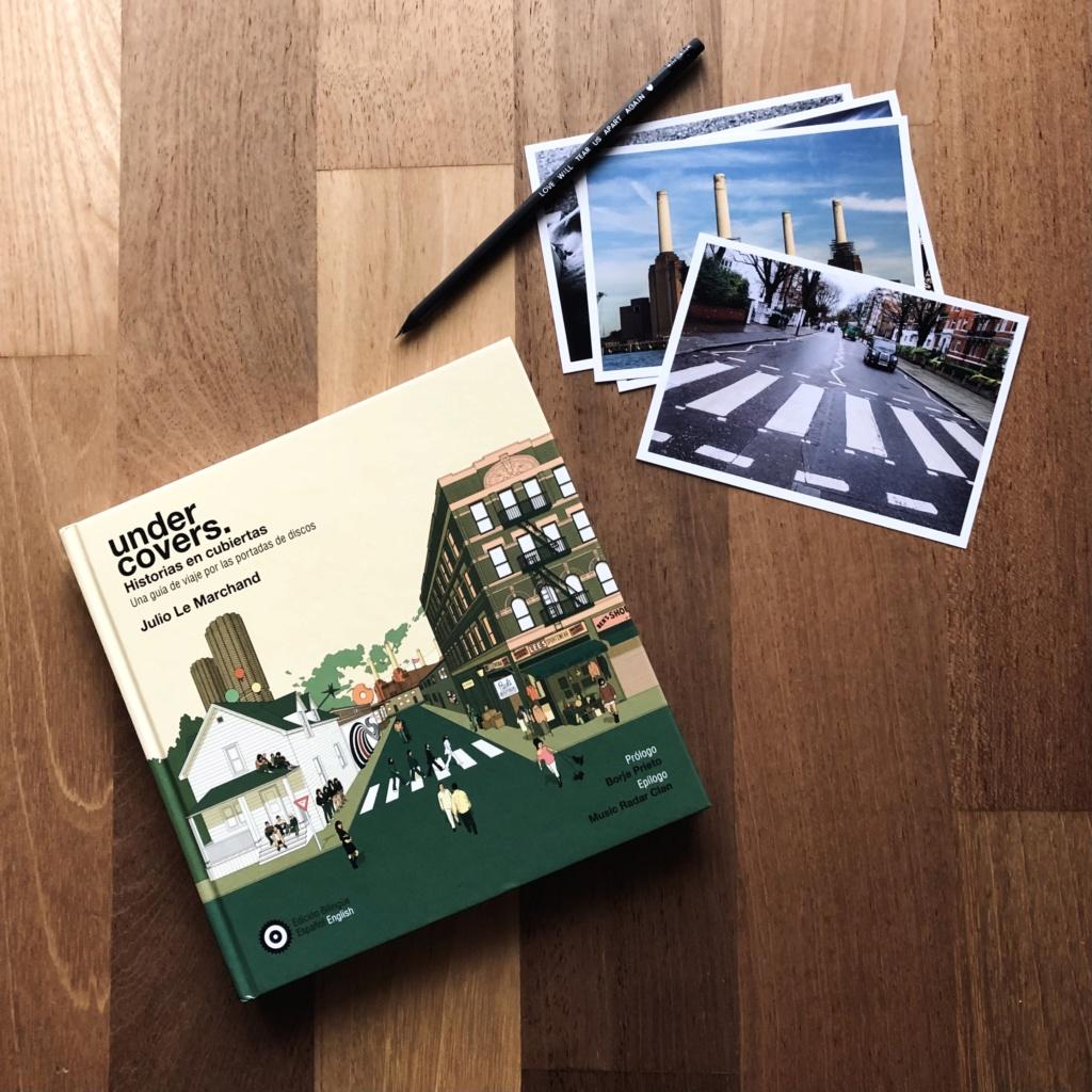 Libro UNDER COVERS: Historias en cubiertas (Guía por las portadas) ¡ENVÍO GRATIS! - Página 4 Ce4b4110