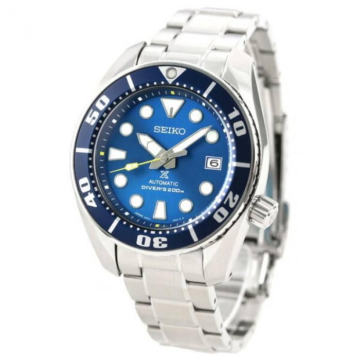 """Conjunta Seiko """"Blue Coral Reef""""  43878110"""