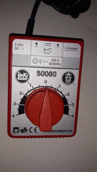 [A vendre] Transformador 50080 LGB 20190922