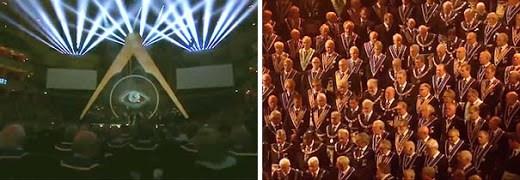 RITUAL MASON REAL EN EL ROYAL ALBERT HALL Ariana10