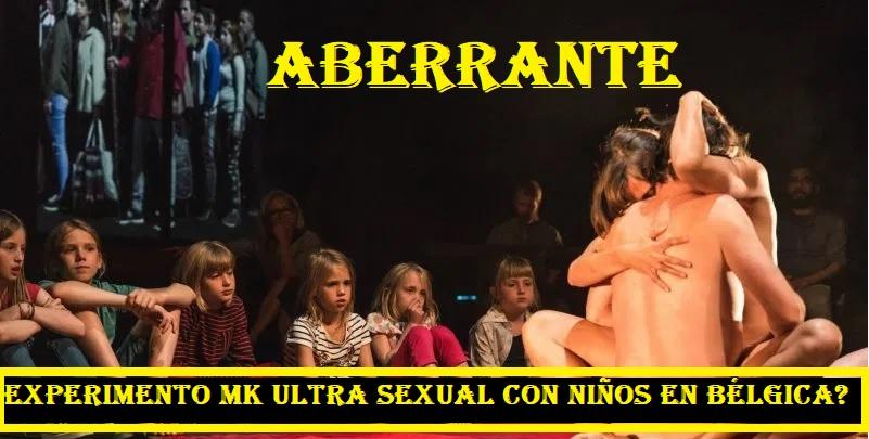 ADULTOS ESCENIFICAN SEXO FRENTE A NIÑOS Pat13