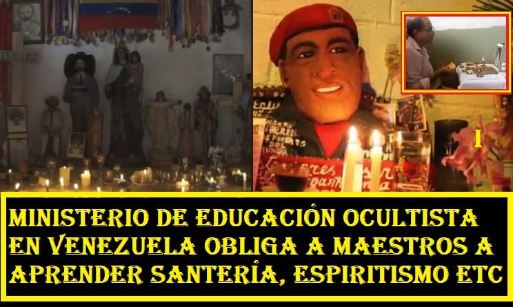 MAESTROS EN VENEZUELA APRENDEN BRUJERÍA Pat16