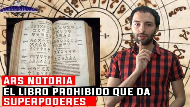 """""""ARS NOTORIA"""" DA SUPERPODERES AL LECTOR Robi214"""