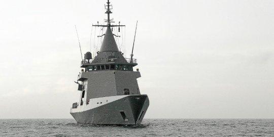 Patrulleros argentinos. Lorient comienza los trabajos. L-adro10