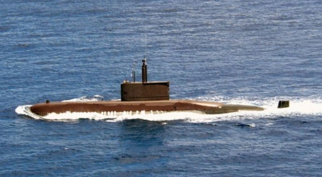 Brasil cederá 4 submarinos estratégicos a la Armada Argentina Tupi210