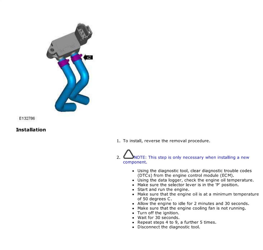 sensor de presión filtro de partículas 510